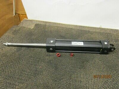 Parker 01.75 Cu16 8.000 Series C 1.75 Bore X 8 Stroke Pneumatic Air Cylinder