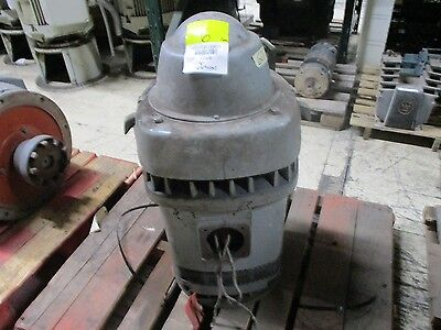U.s. Electrical Motors Ac Motor 60hp 1775 Rpm Encl Dp Fr 364vp 73a 460v Used