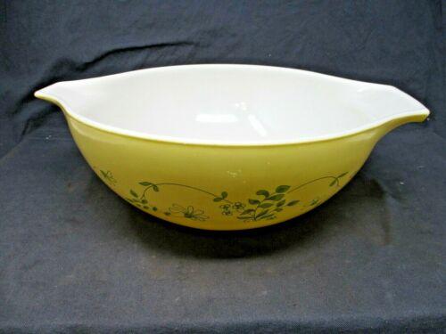 Vintage Pyrex 444 Shenandoah Mixing Cinderella Bowl 4 Qt