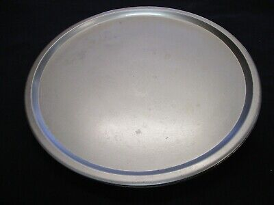 13 Used Round Aluminum Pizza Pan Qty 8