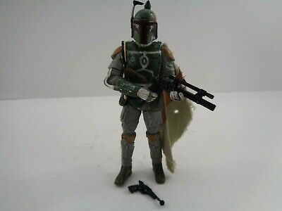Star Wars Boba Fett Action Figure Evolutions The Fett legacy Set Hasbro 3.75""