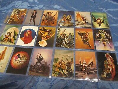 Trading Cards  1994 , Chris Achilleos ,  Fantasy - Kunst - Sammelbilder  / 188