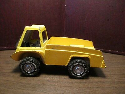 1975 Gabriel/HUBLEY Cast Metal Toy Pick-Up Truck Yellow - Lancaster PA