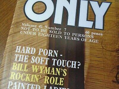 Volume 41 / Number 7 - Vintage Glamour Magazine Men Only
