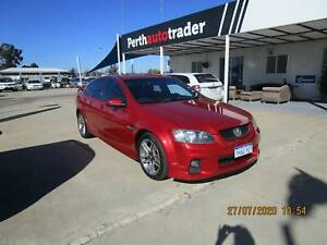 2011 HOLDEN COMMODORE VE SERIES II SV6 SEDAN  ******LOW KMS !!**** Kenwick Gosnells Area Preview