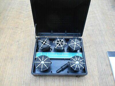 Jacobs J911 Rubber Flex Collet Set 116 - 58