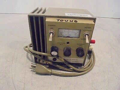 Lambda Regulated Power Supply Model Ll-902-ov