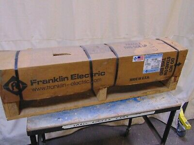 Franklin Electric 20 Hp 6 Submersible Well Water Pump Motor 460380 V 6050 Hz