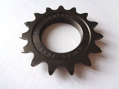 Cycling Bicycle Components & Parts Nos Vintage Uniglide Cassette Cog 16t Black Only Handsome Appearance