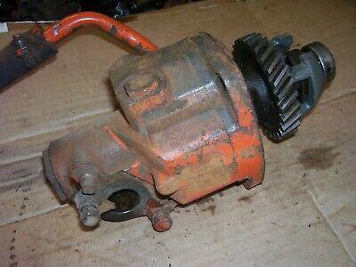 Vintage Allis Chalmers D 17 Tractor -power Steering Pump Governor- 1958