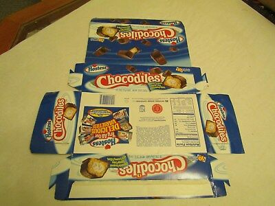 Hostess  Pre Bankruptcy Interstate Brands  Chocodiles Collectible Box