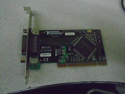 188515a-01 National Instruments Pci-gpib Mini Interface Card Adapter