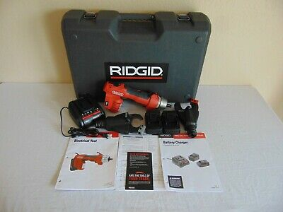 New Ridgid Re 6 Electrical Tool