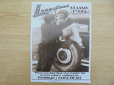 suggestive glossy - LONGSTONE TYRES ADVERT