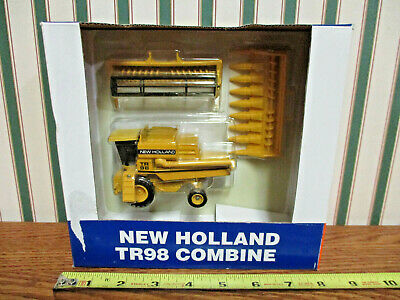 New Holland TR98 Combine By Ertl 1/64th Scale >