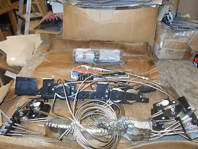 *MONACO RV SLIDE OUT MOTOR CABLES PULLEYS CHAINS AASY KIT 221104E FREE SHIP *4*