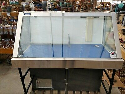 Lobster Seafood Display Tank Refrigerated Coldwater Saltwater Aquarium