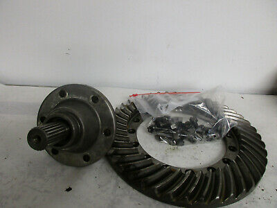 Ford 861 Tractor Original Ring Pinion With Bolts