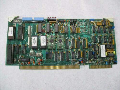 AEG Modicon 100-166 Control Board