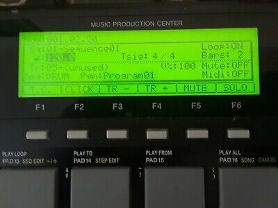 AKAI professional MPC1000 Samplers & Sequencers used good