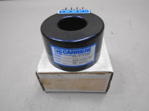 NEW Carriere 0511-0306 Current Transformer Ratio 800-400/1A 05110306