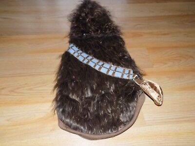 Size Medium Disney Star Wars Chewbacca Chewie Pet Dog Halloween Costume New (Chewbacca Dog Costume)