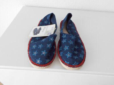 Espadrilles Ballerina Sneaker Schuhe von WALKX Mädchen/Damen Gr.38 ()