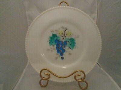 Westmoreland Beaded Edge Grapes Dinner Plate