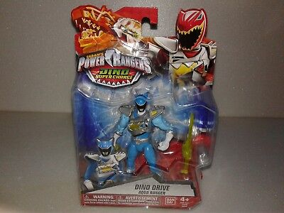 Power Rangers Dino Super Charge DINO DRIVE Edition 5