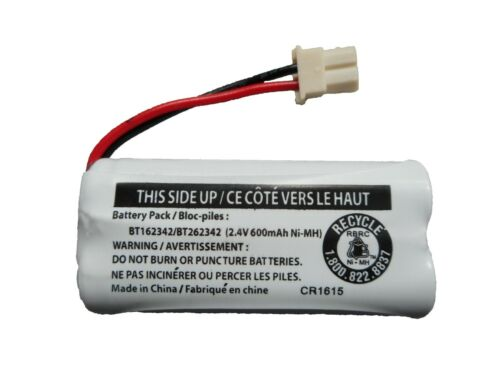 Battery BT162342 BT262342 for CS6114 CS6419 CS6719 EL52300 CL80111 Telephones