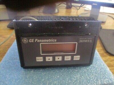 Ge Panametrics Series 5 Moisture Target. Model Mts5