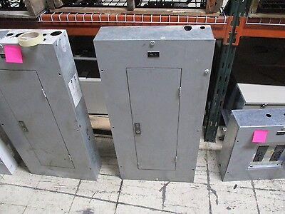 Westinghouse Main Lug Circuit Breaker Panel Prl 1 225a Max 42-slot 3ph 4w Used