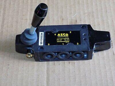 Asco Pneumatic 55100034 Joucomatic Manual Lever Valve