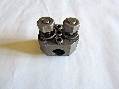C18 Hardinge 58 Boring Tool Holder For Dsm Dsm-a Vbs Dv-59 Hs Lathes Nice