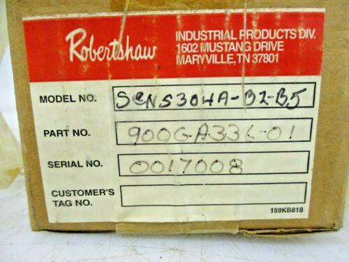 NEW ROBERTSHAW LEVEL LANCE TRANSMITTER 900GA336