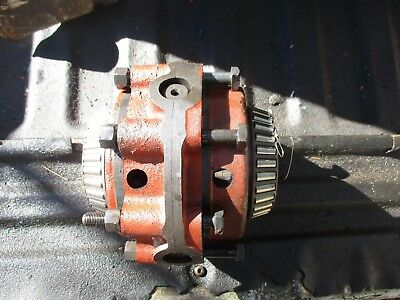 1964 International 504 Gas Utility Tractor Differential Assembly 37439o R