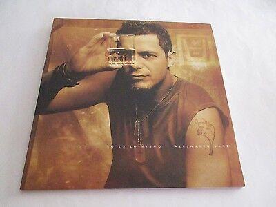 No Es lo Mismo por Alejandro Sanz Vinilo EP Record Promo Only...