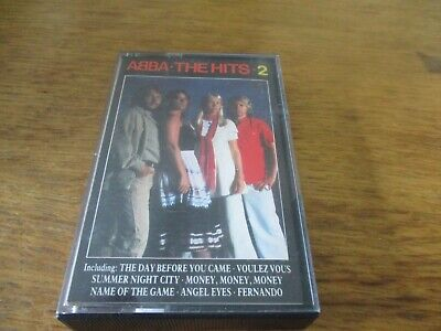 ABBA - THE HITS 2 - CASSETTE