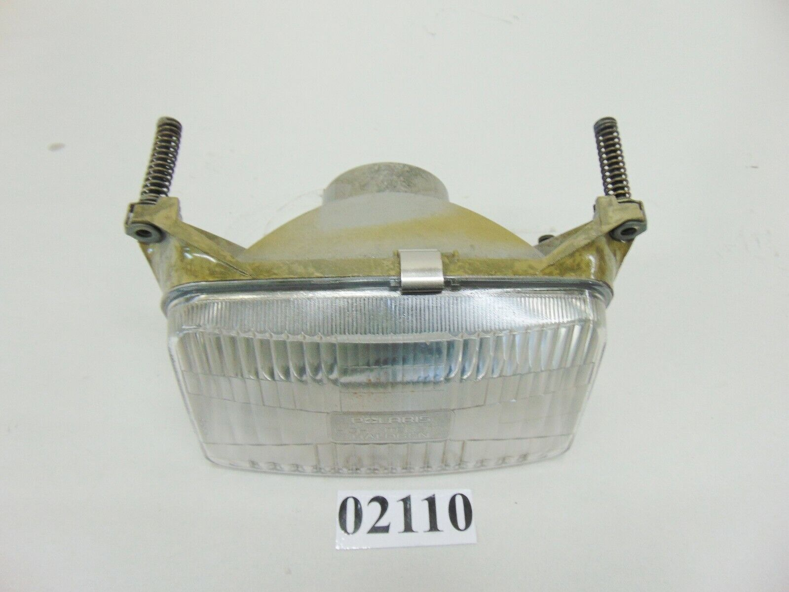 02110 Polaris Indy Storm 750 OEM Headlight 1993 93 AJ