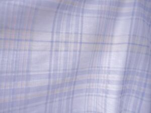 Cool-summer-100-cotton-very-lightweight-and-drapey-fabric-pastel-plaid-1-yd
