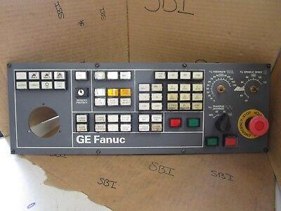 Ge Fanuc I Series Operator Interface Keypad Panel 44a739029-g13 Cnc-op Pnl Used