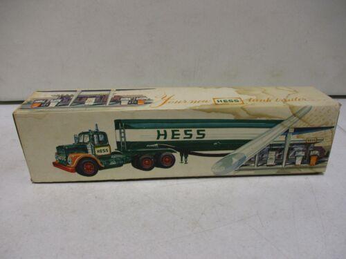 1968 Hess Toy Tanker Truck 9/30
