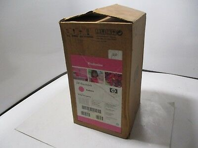 Hp Indigo Electroink Q4086a Rhodamine For Use With Hp Indigo 7000 Digital Press