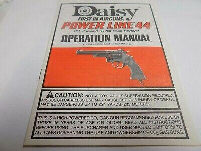 daisy powerline 93 manual