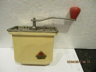 Vintage  DIENES MOKKA BAKELITE Coffee  grinder mill