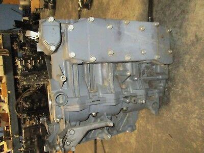 2002 Yamaha 40hp 40TLRA 2-stroke outboard crankcase block