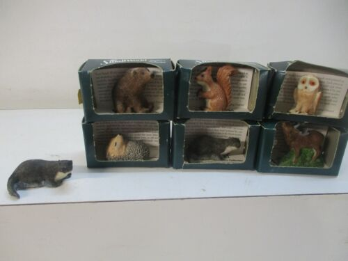 Small World MINIATURE COLLECTION LOT