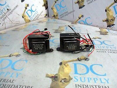 Triad F-175sx Pri 115 Vac 5060 Hz Transformer Lot Of 2
