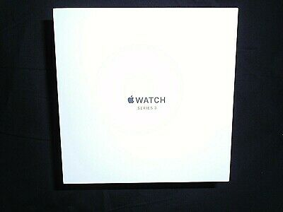 Apple Watch Series 3 42mm Silver Aluminium Case -Seashell Sport Loop GPS & Cellu