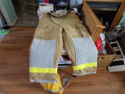 New 42 X 26 Fire Dex Firefighter Turnout Bunker Pants Gear Rescue Safety